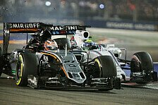 Formel 1 - Force India will Williams attackieren