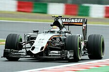 Formel 1 - Force India Vorschau: US GP