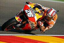 MotoGP - FP4 in Aragon: Pedrosa hat die Nase vorn