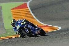 MotoGP - Espargaro hält Suzuki-Fahnen hoch
