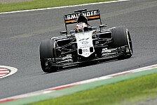 Formel 1 - Perez: Reifenstrategie in Sochi der Schlüssel