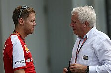 Fuck-off-Gate: Charlie Whiting nimmt Stellung