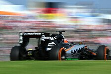 Formel 1 - Force India Vorschau: Russland GP