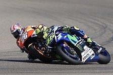 MotoGP - Rossi vs. Pedrosa - Das Duell des Jahres