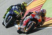 MotoGP - Pedrosa: Fantastisches Duell mit Rossi