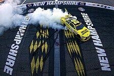 NASCAR - Sylvania 300