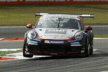 Carrera Cup - Jeffrey Schmidt wahrt Chancen auf Vize-Titel