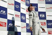 Formel 3 EM - Nürburgring