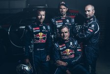 Dakar - Video: Dakar: Das Peugeot Dream Team