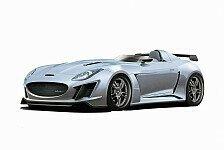 Auto - Arden tunt Jaguar F-Type