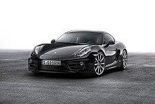 Auto - Die Porsche Cayman Black Edition