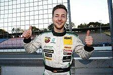 ADAC Formel 4 - Doppel-Pole für Titelfavorit Marvin Dienst
