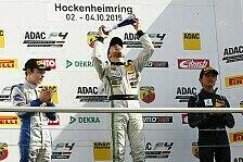 ADAC Formel 4 - Hockenheim: Marvin Dienst krönt sich zum Champion