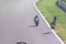 Superbike - Video: Gl�ck im Ungl�ck: Gino Reas Horror-Crash