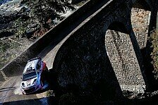 WRC - Video: Neuville: Neuanfang auf Korsika