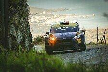WRC - Bertelli 2016 bei 13 Rallyes im Ford Fiesta RS WRC