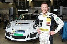 Motorsport - ADAC Formel 4-Champion Dienst bald Porsche-Junior?