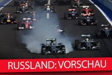 Formel 1 - Video: MSM TV - F1: Vorschau - Russland Grand Prix