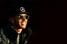 Formel 1 - Video: Moskau-Tour mit Lewis Hamilton