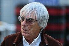 Formel 1 - Ecclestone will aktuelles Regelwerk zerreißen