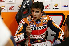 MotoGP - Video: Marc Marquez: Ruhe im Winter