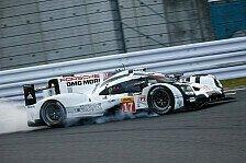 WEC - Stallorder bringt Webber-Porsche Sieg in Fuji
