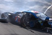 Mehr Motorsport - Video: Bathurst: Schwerer Crash von Chaz Mostert