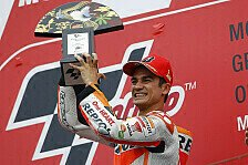 MotoGP - Pedrosa versägt die Yamahas