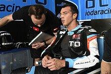 MotoGP - De Angelis: Bin zum Glück kein Medizin-Experte