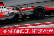 Formel 1 - Video: MSM TV: GP2-Pilot Rene Binder im Interview