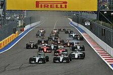 Formel 1 - Chaos und Sauerei: Reaktionen auf das Quali-Format