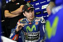 MotoGP - Video: Lorenzo startet nicht beim Race of Champions