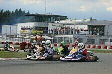 Mehr Motorsport - Video: FIA Action of the Year: Kart-Dreikampf bei der WM
