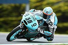 Joan Mir: Schneller zum MotoGP-Titel als Marquez und Rossi