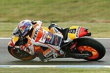 MotoGP - Pedrosa: Schadensbegrenzung nach Trainings-Debakel