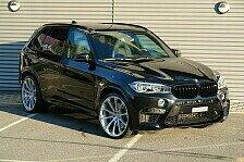 Auto - dÄHLer spendiert dem BMW X5 M und X6 M mehr Power
