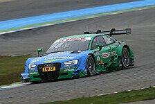 DTM - Molina, Mortara und Green crashen sich raus