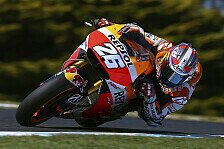 MotoGP - Bestzeit für Pedrosa im 1. Training