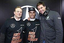 Mercedes-Boss Wolff über Pascal Wehrlein: Optionen für 2019