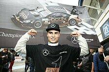 DTM Mercedes 2018: Kehrt Pascal Wehrlein zurück?