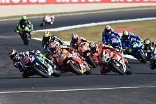 MotoGP - #TheIslandBattle war das spannendste Duell der Saison: MSM-User entscheiden: Vierkampf in Down Under vorn