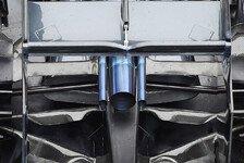 Formel 1 - Bilderserie: Drei Auspuffendrohre: So sieht's aus