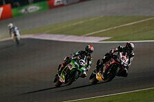 Superbike - Torres holt sich ersten Sieg