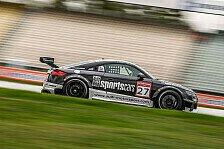 Motorsport - Audi TT Cup: Marschall Meisterschafts-Dritter
