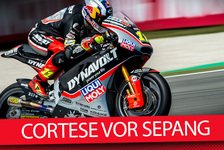 MotoGP - Video: MSM TV - MotoGP: Sandro Cortese vor dem Malaysia GP
