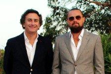 Formel E - Endlich! Oscar für Venturi-Mitbegründer DiCaprio