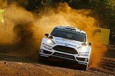 WRC - Dreikampf um den Spanien-Sieg?