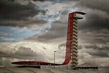 Formel 1 - Land unter in Texas: Wetterprognose f�r den US GP 2015