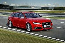 Auto - Audi präsentiert neuen RS6 mit über 600 PS