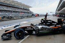 Formel 1 - Perez sorgt sich um Mexiko